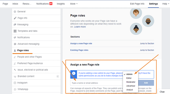 How To Add An Admin To Facebook Page_3