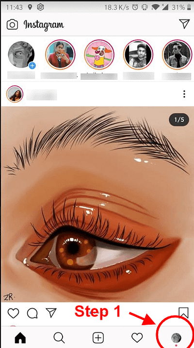 How to tag someone on Instagram after posting_1