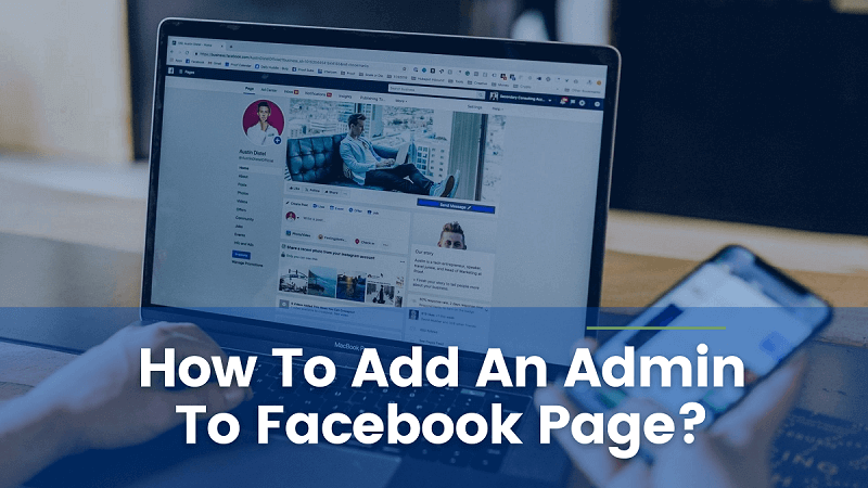 How To Add An Admin To Facebook Page