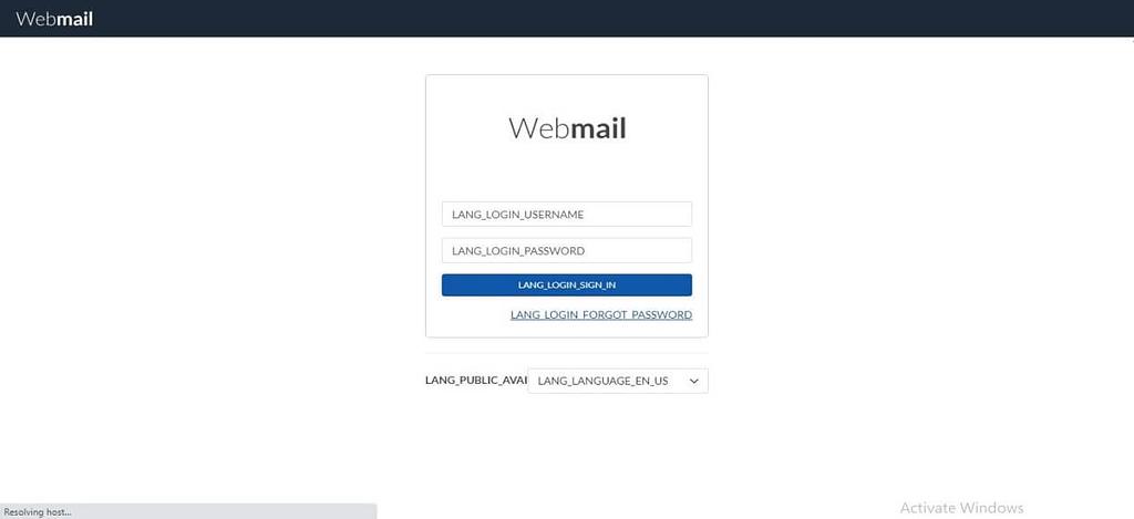 Covad webmail biz login