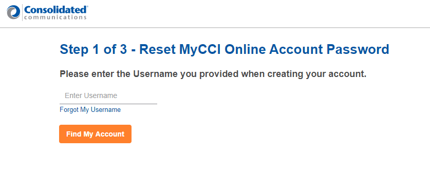SureWest Webmail Login Password Reset