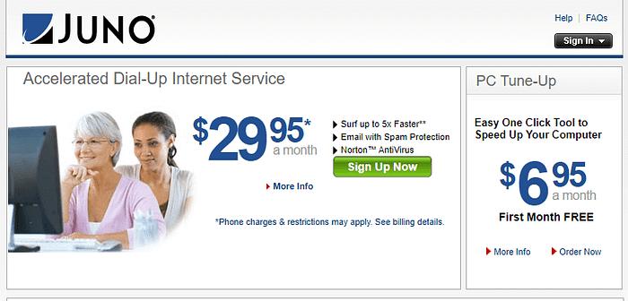 Juno Mobile Webmail